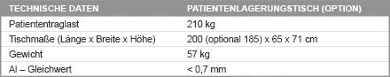 440_TD_Cosmos2_Patientenlagerungstisch